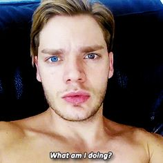 Fuck Yeah Shadowhunters — shelleychennig: Dominic Sherwood on taking over...