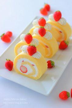 520 roll cake