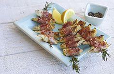 Prosciutto Wrapped Artichoke Hearts Recipe | Mezzetta.com | Don't Forgetta Mezzetta