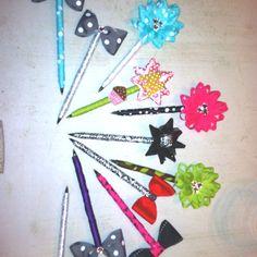 Fancy Pens! ;).