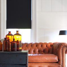 Chesterfield sofa by Roger + Chris. Higgins