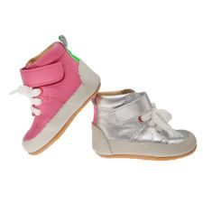 LiLi shoes never too small to have a pair of sneakers