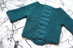 Camilla Kid sweater pattern from Carrie Bostick Hoge