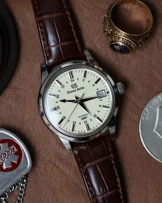 Gentleman Watch, Watches For Men, Wrist Watches, Cigars And Whiskey, Dream Watches, Mens Fashion Blog, Seiko Watches, Beautiful Watches, Watch Brands