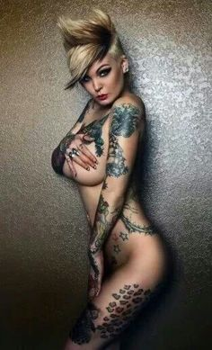 Tattoos Nude Women 87