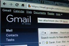 GMail recebe nova funcionalidade de pesquisa em anexos