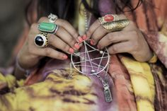 making dreamcatcher