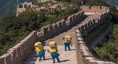 Chinese films struggle overseas but foreign films often perform well in China: a brief history of some notable successes and failures News Around The World, Around The Worlds, China World, Soft Power, Success And Failure, Minions, Films, Chinese, History