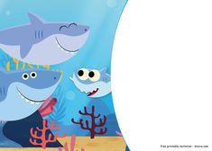 free printable baby shark pinkfong