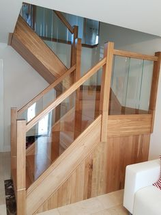 Merveilleux Oak Stairs By Murphy Larkin