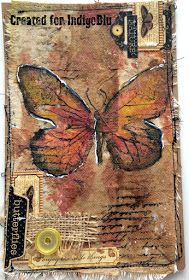 Um blog sobre scrapbooking, mixed media, art journal, home decor.