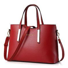 863e0fdcaefdb BYD - PU Cuero Mujer Handbag bolsos de mano moda Bolsos bandolera Diseñado  por ( Sweet