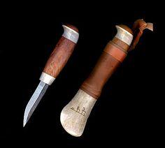 puukko, a knife like my grandfathers