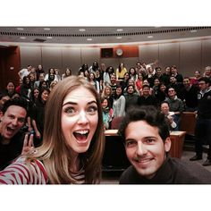 #RiccardoPozzoli Riccardo Pozzoli: Best experience ever: getting inspirations from these smart mind about TBS future! #theblondesaladgoestoharvard #harvard #hbs #casestudy #neverstop #rpbelieves