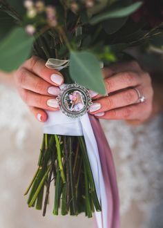 Wedding idea for family members who have passed way. Photo by Vaughn Barry Photography - Muskoka Wedding Planning Tips, Wedding Tips, Class Ring, Wedding Decorations, Decor Ideas, Photography, Jewelry, Marriage Tips, Photograph