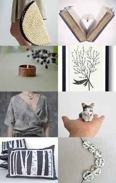 Unique handmade gift idea by Terracotta Prim on Etsy--Pinned with TreasuryPin.com
