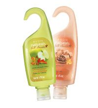 Naturals Shower gels $1.69 each www.youravon.com/tseagraves