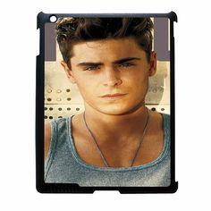 Zac Efron 2 iPad 4 Case