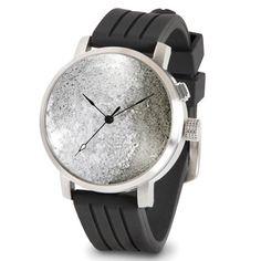 Cool Stuff We Like Here @ CoolPile.com ------- << Original Comment >> ------- The Lunar Lithophane Watch - Hammacher Schlemmer