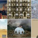 The Architectural Stories Behind 7 Famous Album Covers Famous Album Covers, Mount Rushmore, Temple, Mountains, Usa, Architecture, Artist, Travel, Painting