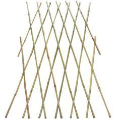Expandable Bamboo Fence - 198452