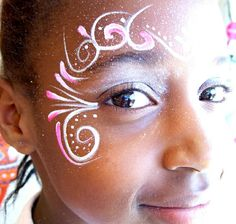 Maquillage fee/ princesse petite fille