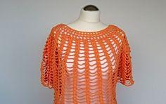 Häkelanleitung Shirt unisize Luxury Design No. 69 - Häkelanleitungen bei Makerist