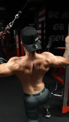 Push Workout, Gym Workout Chart, Gym Workout Videos, Gym Workout For Beginners, Biceps Workout, Shoulder Workout Routine, Back Workout Routine, Gym Workouts For Men, Weight Training Workouts