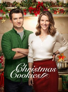 "Its a Wonderful Movie - Your Guide to Family Movies on TV: 'Christmas Cookies' - a Hallmark Channel Original ""Countdown to Christmas"" Movie starring Jill Wagner & Wes Brown! Películas Hallmark, Films Hallmark, Hallmark Holiday Movies, Family Christmas Movies, Hallmark Channel, Family Movies, Christmas Classics, Jill Wagner, Wes Brown"
