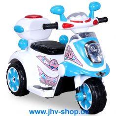 Quad, Buggy, Bikes, Trikes,Kinderquadbahn,  Eventartikel und mehr - Kinder Elektro Motorrad ( Dreirad ) LS-128A