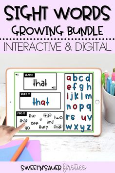 Students will love working with these digital Boom Cards for sight words, which are engaging and interactive! These digital task cards are great for kindergarten, 1st grade, 2nd grade, or 3rd grade students that need a little extra practice during literacy stations. Teachers can use these NO-PREP, self checking and grading activities for literacy centers, small groups, or independent work. This digital sight word activity is also perfect for distance learning! Teaching Sight Words, Sight Word Activities, Learning Activities, Guided Reading Groups, Student Reading, Teaching Reading, Literacy Stations, Literacy Centers, 2nd Grade Classroom