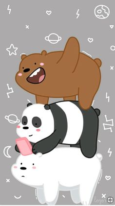 wallpapers-mcp (Search results for: We bear bears) Cute Panda Wallpaper, Cartoon Wallpaper Iphone, Bear Wallpaper, Cute Disney Wallpaper, Kawaii Wallpaper, Galaxy Wallpaper, Nature Wallpaper, Wallpaper Keren, Green Wallpaper