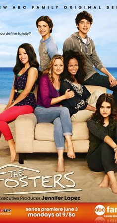Created by Brad Bredeweg, Peter Paige.  With Teri Polo, Sherri Saum, Hayden Byerly, David Lambert. Teenager Callie Jacob is placed in a foster home with a lesbian couple and their blend of biological, adoptive and foster children.