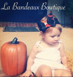 Sweet & Spooky Couture Collection Halloween by LaBandeauxBowtique