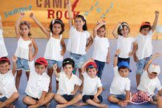 Grabaciones de las tablas de baile del musical #CampRockISP. #SummerCampISP 17