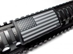 Custom Rails American Flag