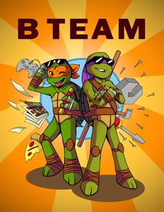 B-team-b by RockingTheWorld.deviantart.com on @deviantART