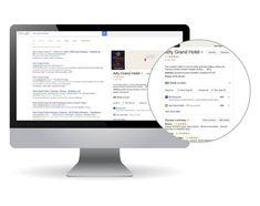 Google Hotel Ads Ελλάδα Social Media Marketing, Digital Marketing, Hotel Website Design, Hotel Ads, Grand Hotel, Design Development, Google, Seo