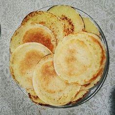 Receita de Pão de queijo de frigideira fitness. Enviada por Ana Carolina e demora apenas 15 minutos.