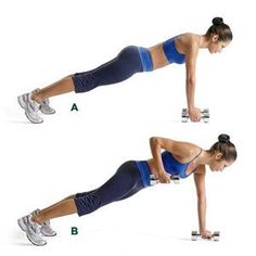 Renegade Rows--do these to build a ripped up core, back, and arms..