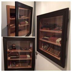 "coffee table cigar humidor www.liquorlist ""the marketplace for"