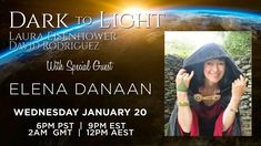 Dark to Light Episode #017 - With Guest Elena Danaan Secret Space, Astrology Numerology, Special Guest, Light In The Dark, Interview, Youtube, Youtubers, Youtube Movies