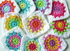 Petite Fee: Granny's en schooltraktatie - Granny Crochet