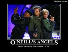 O'Neill's Angels  Extra funny because I'm watching it right now