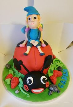 Ben & Holly's Little Kingdom - Cake by Ashlee