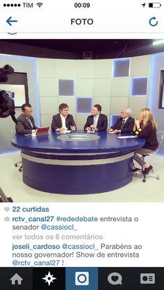 Rede Debate, na RCTV