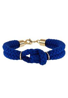 UNIFICATION - Armband - blau