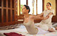 Thai Massage @ rosespa.in