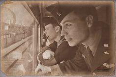 Train to War by Britt Dietz on 500px