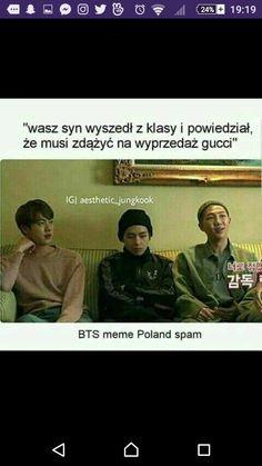 Kdrama Memes, Funny Kpop Memes, Bts Memes, Asian Meme, Polish Memes, About Bts, Namjin, Viera, Jung Hoseok